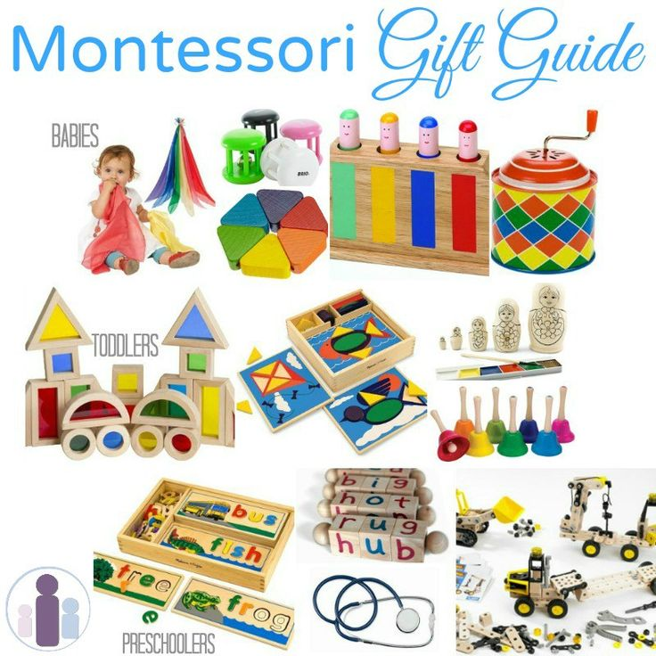 I'm often asked what Montessori inspired toys I recommend and where we have got certain toys from. So I thought I would do a guide for Montessori gifts! I am only recommending toys that we ow…