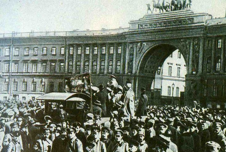 This Day in History: Mar 8, 1917: February Revolution begins http://dingeengoete.blogspot.com/