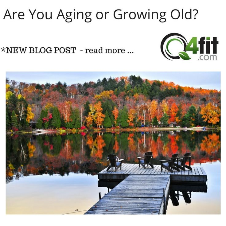 I love this time of year.  The weather is generally sunny and warm during the day and cool at night. - See more at : http://www.q4fit.com/are-you-aging-or-growing-old/