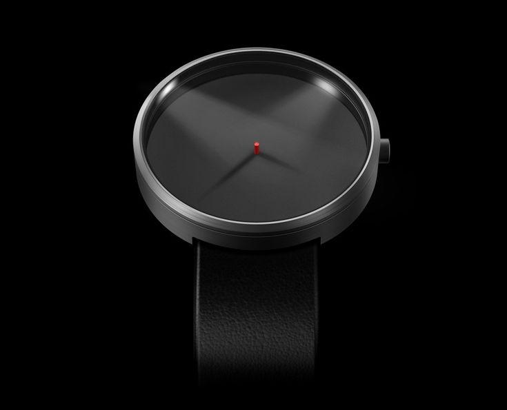 A watch for vampires!   Yanko Design