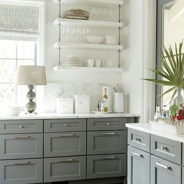 25 Best Ideas About Grey Yellow Kitchen On Pinterest: Best 25+ Gray Kitchen Cabinets Ideas On Pinterest