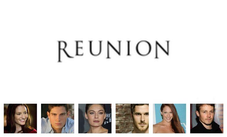 Reunion (2005) Chyler Leigh, Sean Faris, Alexa Davalos, Dave Annable, Amanda Righetti, and Will Estes