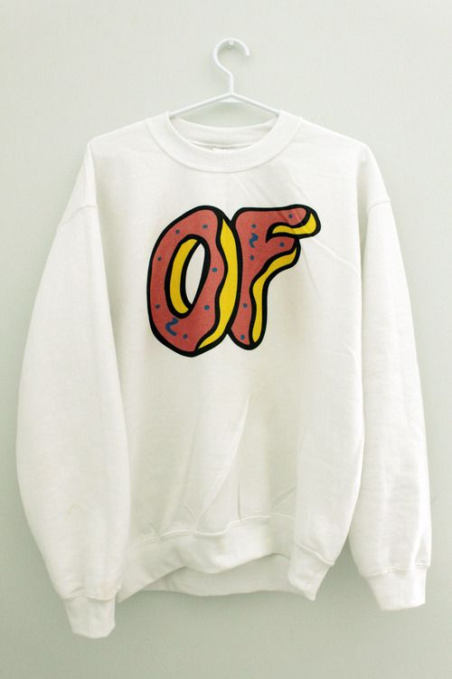 ODD FUTURE Sweatshirt. New Hip Hop Beats Uploaded EVERY SINGLE DAY http://www.kidDyno.com