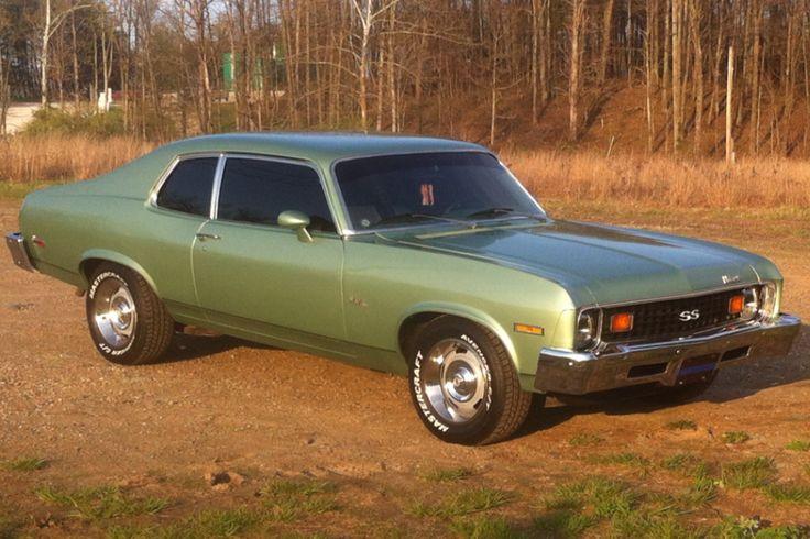 1973 Chevy Nova (Ethyl)