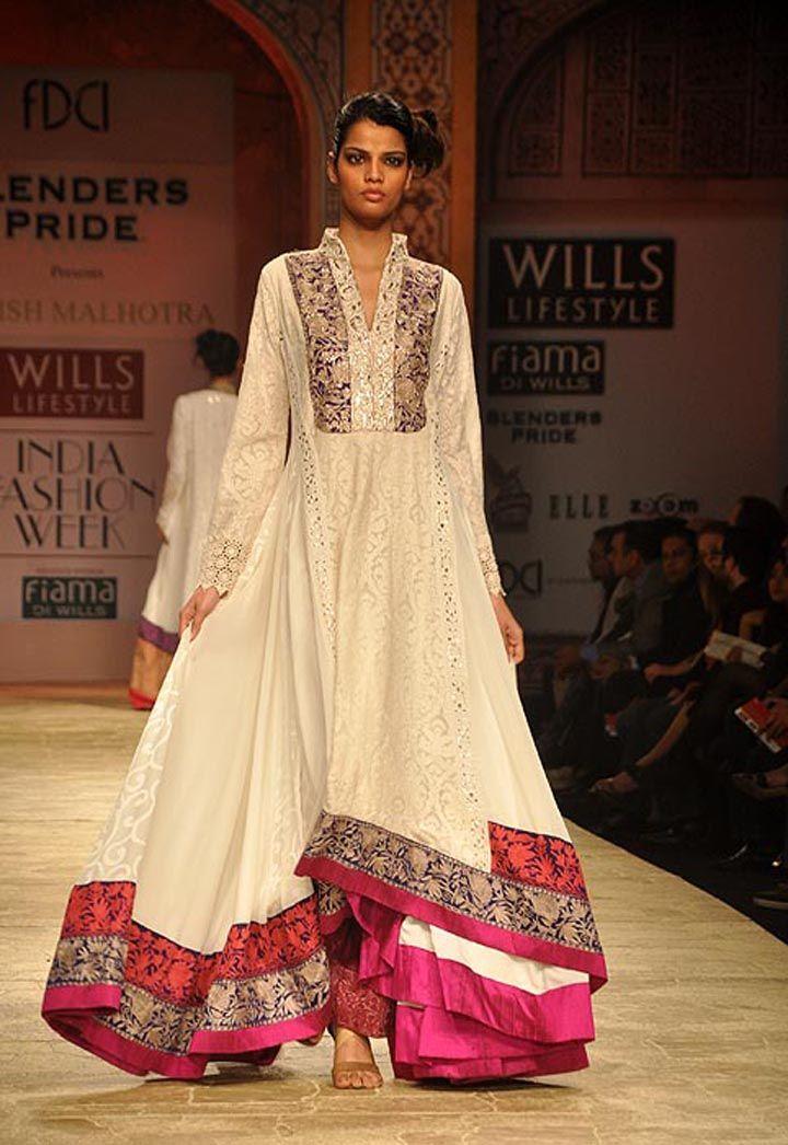 Manish Malhotra Wills Lifestyle India Fashion Week - Autumn Winter 2012