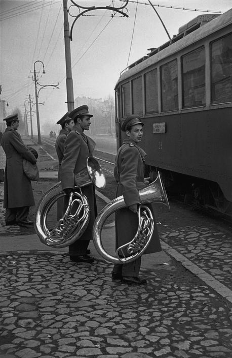 Belgrade 1952  Photo: Erich Lessing