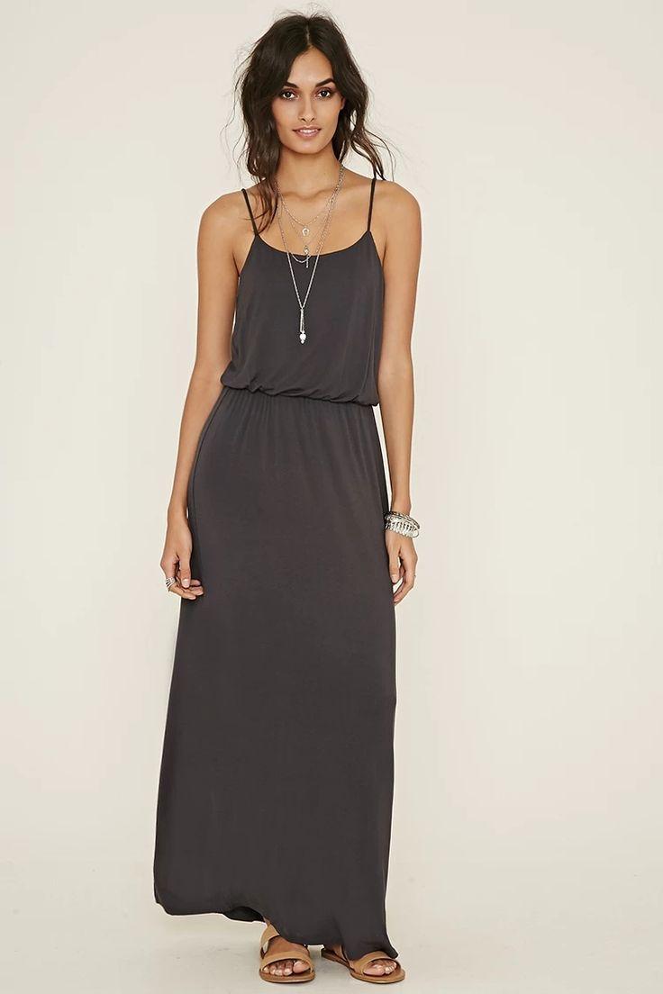 Cami Maxi Dress #thelatest