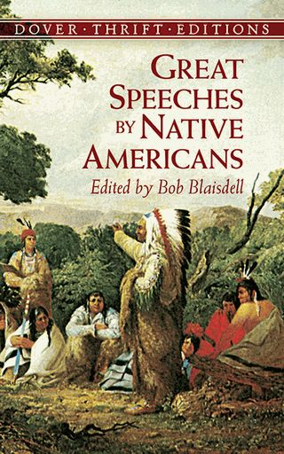 9 best spirituality images on pinterest native american native great speeches by native americans dover thrift editions by bob blaisdell fandeluxe Gallery