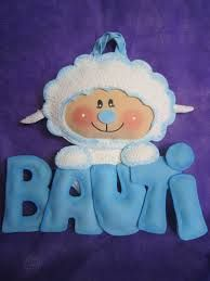 ovejas en goma eva - Buscar con Google