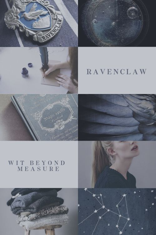 I am 1/3 Ravenclaw because of being in Horned Serpent. I have a little house pride for Ravenclaw. Btw, whoever is the 600th pinner of this, comment and I may follow!
