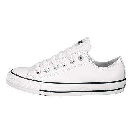 white all star converse size 5