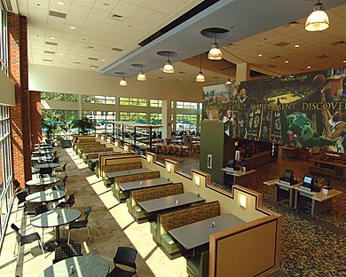 University Of Alabama At Birmingham Dining Facility