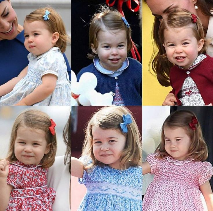 WEE CHARLOTTE -- WE'RE STARTING TO SEE YOU GROW ....................ccp