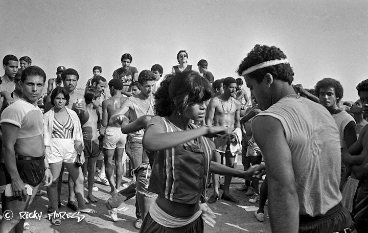 Bronx 70's Photo: Ricky Flores