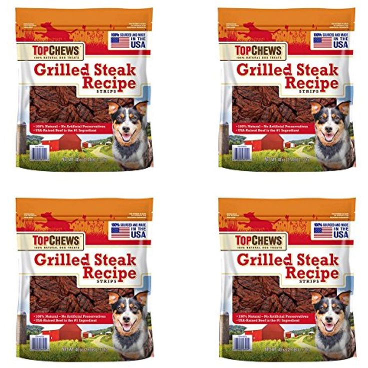 Top Chews Grilled Steak Recipe Strips 2.5 Lb (4 Pack) @@ You can continue to the product at the image link. (This is an affiliate link and I receive a commission for the sales)