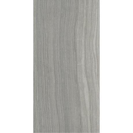 Monza Grey Wood Effect Tile - Wall and Floor - 600 x 300mm