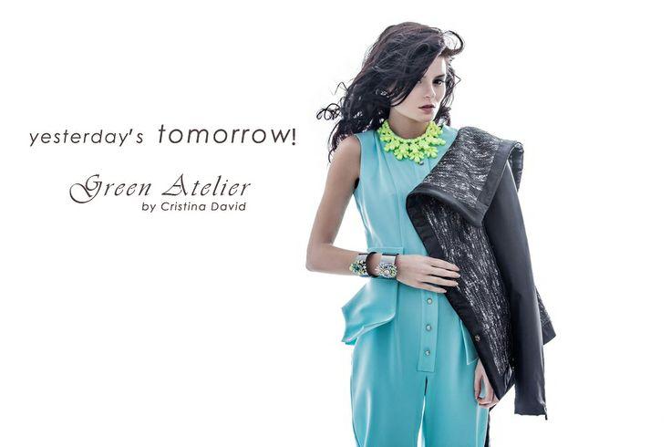 Adelina @Brandon Green Atelier catalog Photo by Fashion Books Photography