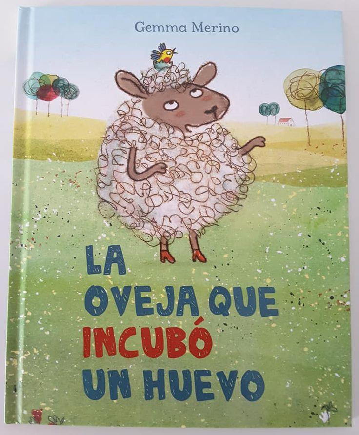 "Hola: Hoy os traigo un libro que me tiene conquistada. Se titula ""La oveja que incubó un huevo"". Este cuento está escrito e ilustra..."