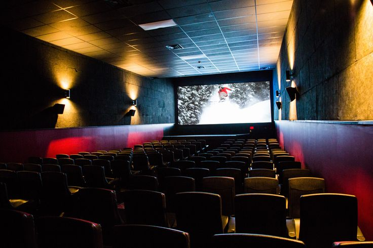 The Fernie Vogue Theatre is a historic building that has been retrofitted with modern comforts and latest cinema technology  for an intimate and immersive experience.