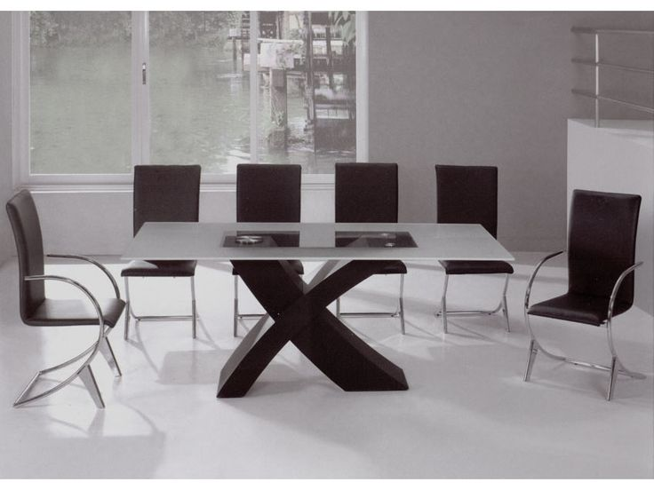 25+ best ideas about Modern dining table sets on Pinterest ...