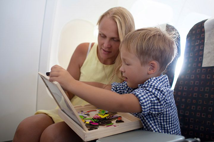 Get The Educational Toys On Board