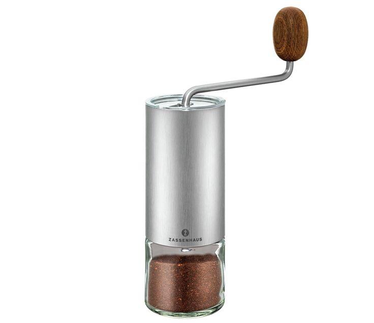 + von espressofein bis filteroptimal        + 2 Kugellager für leichtes Drehen         + AKANTUS Design        Kaffee aus Ecuador ist aromatisch und vielfältig. Als eines der wenigen Länder Südamerikas werden dort sowohl Robusta-...