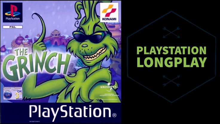 The Grinch | Playstation Longplay | HD The Grinch is a 3D action adventure game whereby the Grinch pranks the Who's by destroying items or ruin activities related to Christmas.  Blueprints for a variety of gadgets are available throughout the game which are used to help the Grinch achieve his goals to ruin Christmas for the Who's.  I remember how much I hated this game as a kid. Shortly after Jim Carrey's role in 'The Grinch' movie Konami decided to use that opportunity to produce this game…