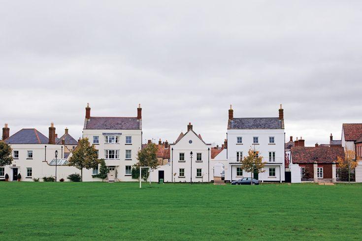 Poundbury, England, United Kingdom- Léon Krier