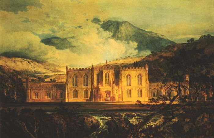 Joseph Mallord William Turner : Hafod : Museum Art Images : Museuma