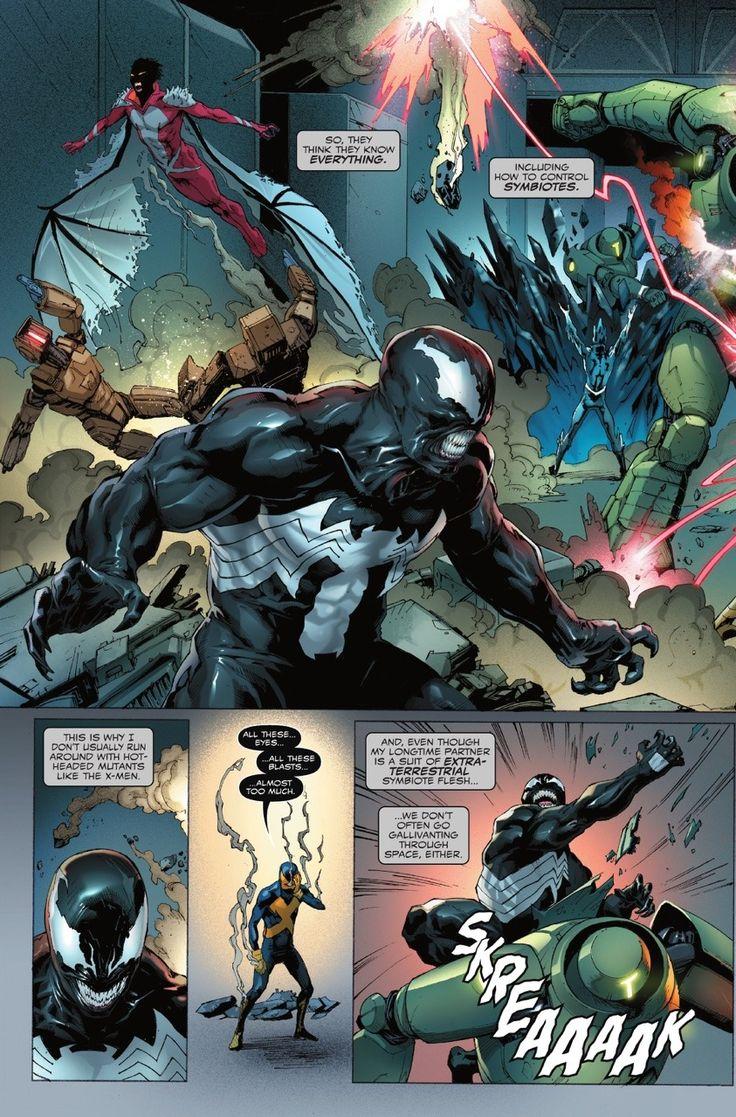 Contact Support   Comic art, Superhero art, Venom movie