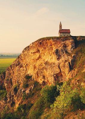 The St.Michael Archandel church, Slovakia