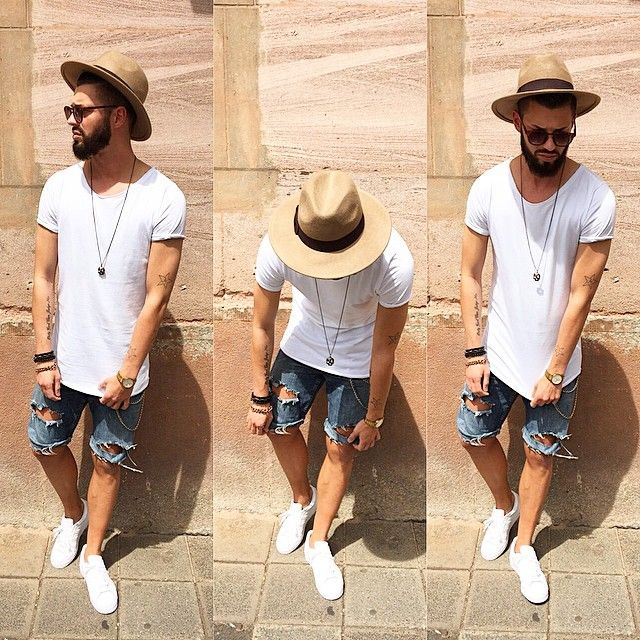 Summer vibez. Shirt by @rockamora__ ✔️ Wish you all a sunny day ✌️ #me #style…
