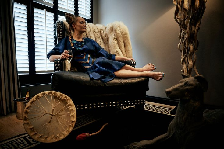 Suomi Rouva - Lady Finland Photo by Alejandro Lorenzo