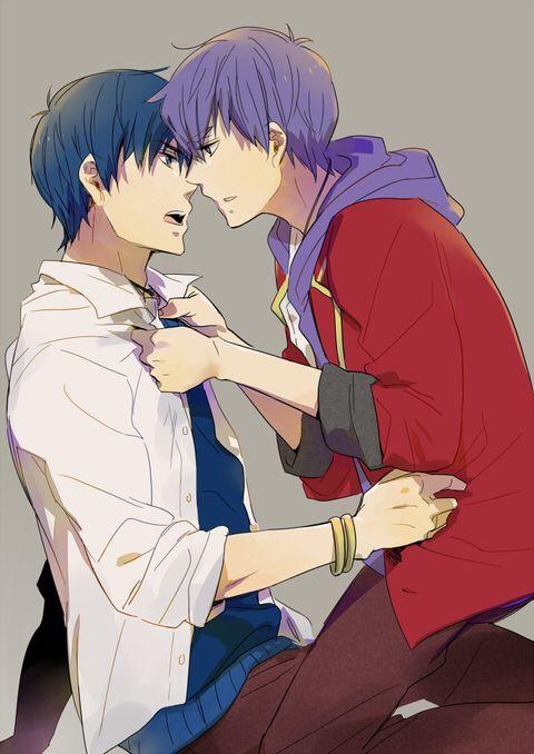 Osomatsu-san- Karamatsu x Ichimatsu #Anime「♡」F6