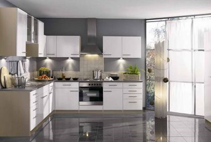 20 best images about kitchen colours on pinterest grey for Best white paint color for kitchen cabinets