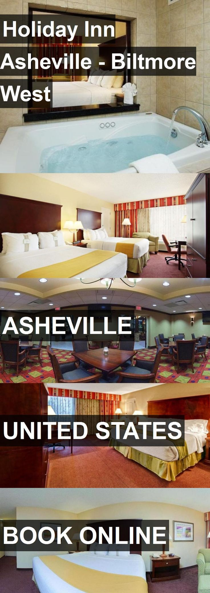 Hotel Holiday Inn Asheville - Biltmore West in Asheville, United States. For more information, photos, reviews and best prices please follow the link. #UnitedStates #Asheville #HolidayInnAsheville-BiltmoreWest #hotel #travel #vacation