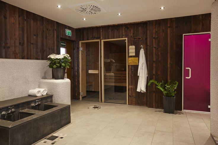 Saunabereich im Hotel | H+ Hotel Alpina Garmisch-Partenkirchen