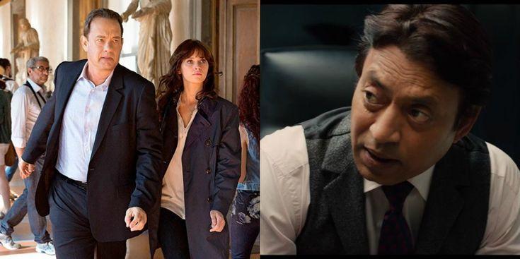 Inferno: Tom Hanks and Irrfan look Astounding
