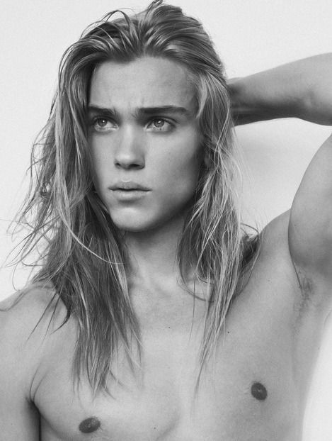 Emil Anderson...I kind of feel like a pedophile for pinning him! Ha!