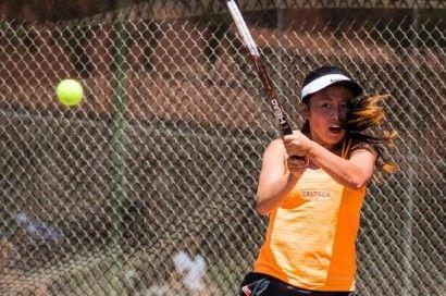 Caltech Sophomore Moriyama is Consolation Runner-up at Intercollegiate Tennis Association Regional