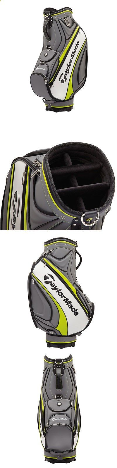 Golf Bags - Golf Club Bags 30109: Taylormade Tour Cart Golf Bag Mens New 2017 - White/Grey -> BUY IT NOW ONLY: $314.99 on eBay!