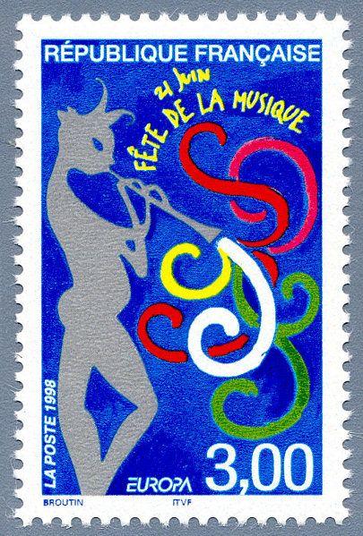 France - Europa 1998