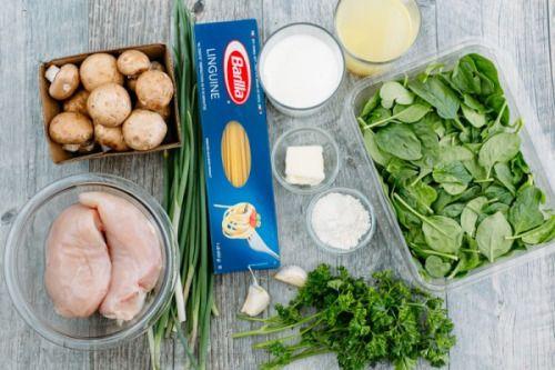 Chicken Florentine PastaReally nice recipes. Every hour.Show me  Mein Blog: Alles rund um die Themen Genuss & Geschmack  Kochen Backen Braten Vorspeisen Hauptgerichte und Desserts