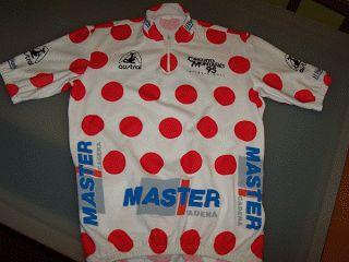 procoleccionismo: camisetas de ciclismo Miguel Angel Fraile Maldonado