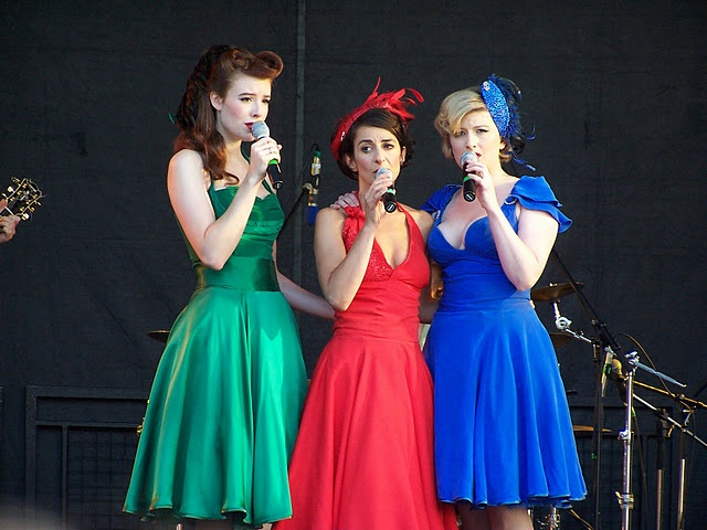 Puppini Sisters are fantastic!