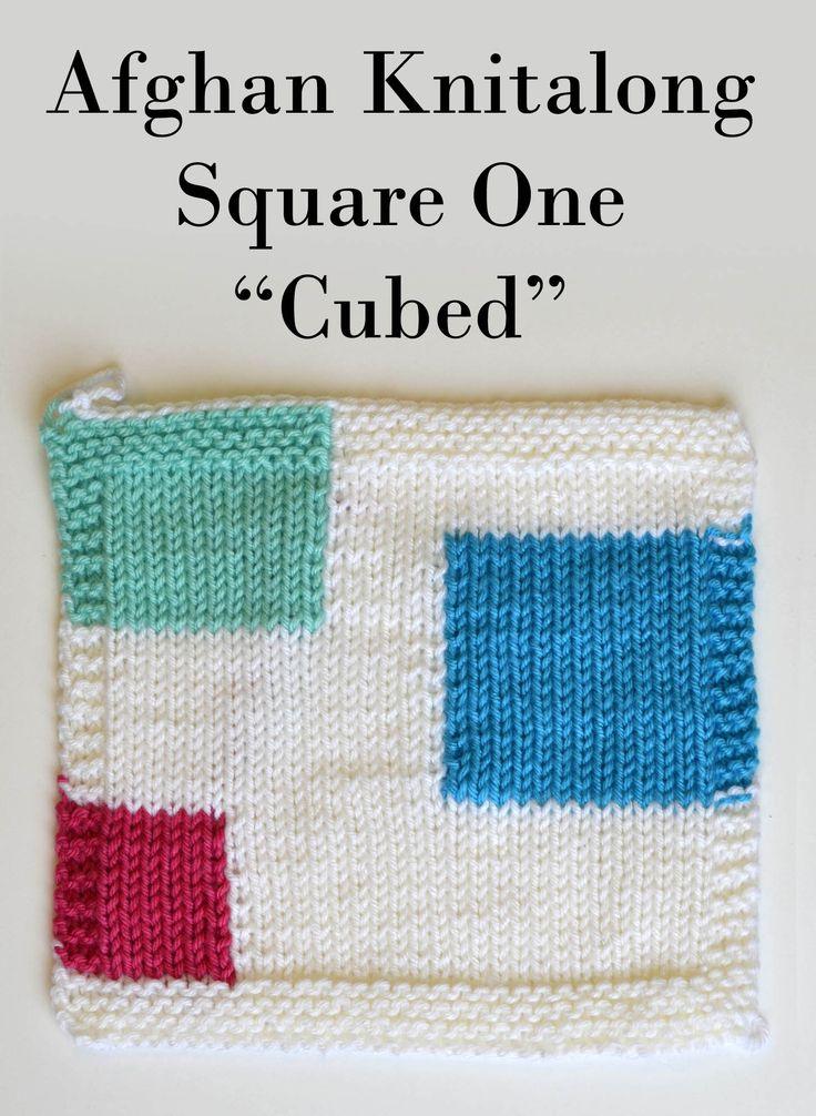 15 best Don\'t Be a Square KAL images on Pinterest | Crochet stitch ...