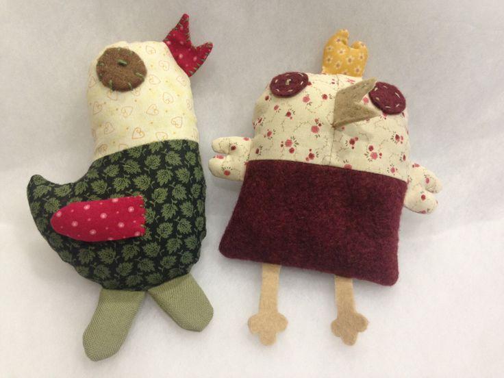 Handmade dolls for babies. Bambole/pupazzi per bimbi.