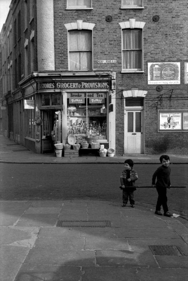 Corner shop - vital to the communities.