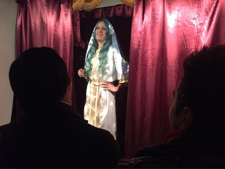 #despuesdevirgen micro opera di teatro dove come assistente alla regia, ho potuto aiutare a sviluppare questo successo.