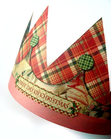 handmade christmas crackers instructions